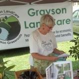 Kathy, Grayson Landcare