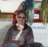 Kathy's Creative Gourd Art